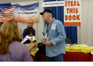 NYSUT2012Tabling.JPG